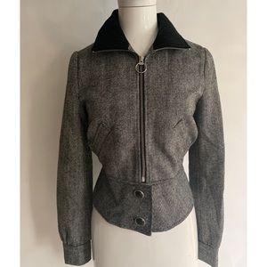 Jackets & Blazers - 🖤SOLD Tweed Coat